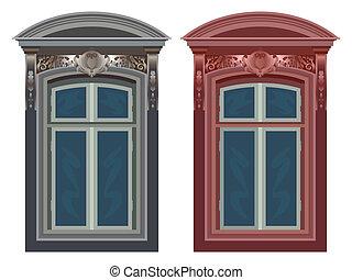 windows, 白色, 針對