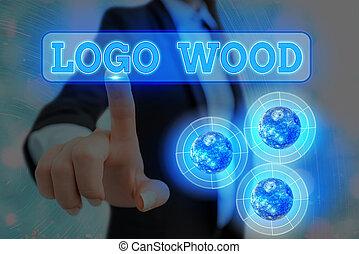wood., 木頭, 概念, 提供, 或者, 符號, 元素, 書法, 寫上, 公司, nasa., 標識語, 圖像, 可認識, 這, 意思, 寫, 正文, 設計
