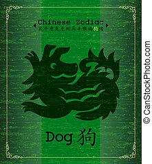 zodiac-dog, 漢語